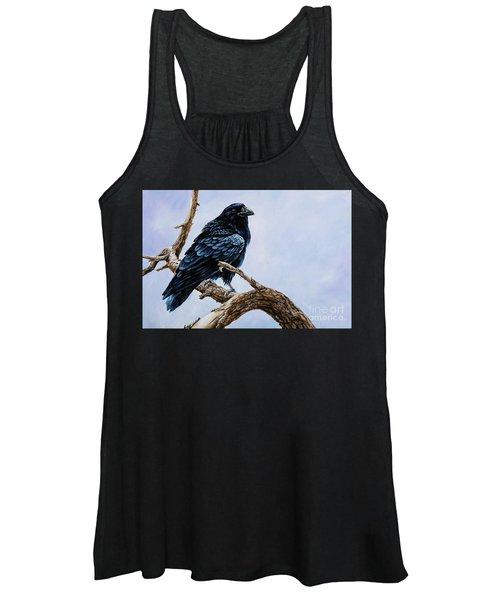 Raven Women's Tank Top
