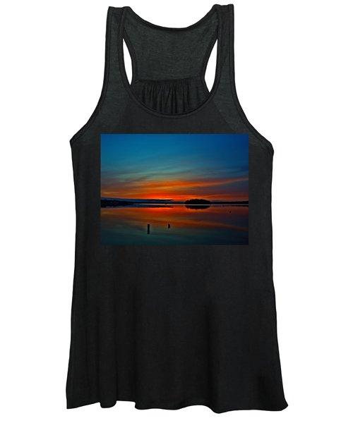 Sunrise Onset Pier  Women's Tank Top