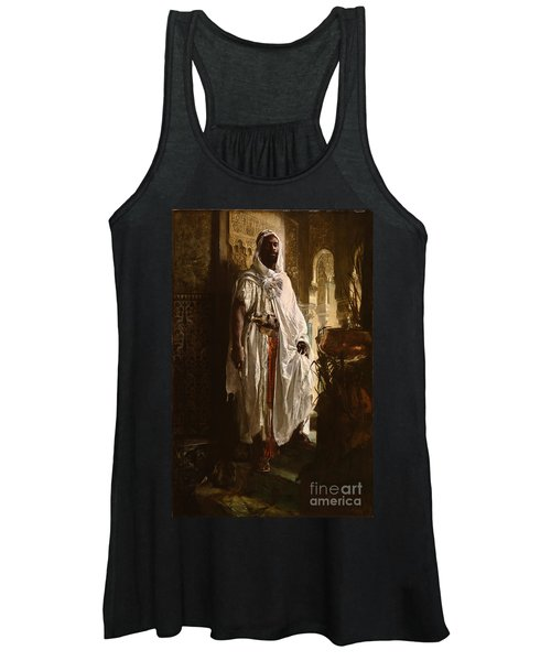 The Moorish Chief Women's Tank Top