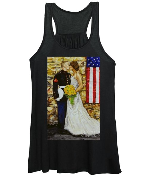 The Wedding Women's Tank Top