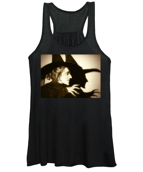 Wicked Witch Of The West Women's Tank Top