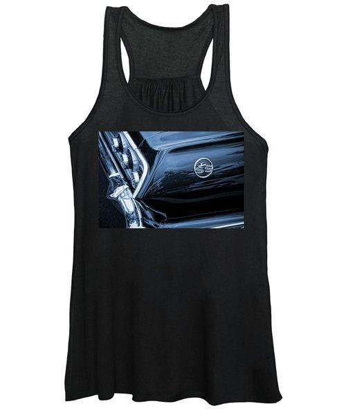 1963 Chevy Impala Blue Women's Tank Top