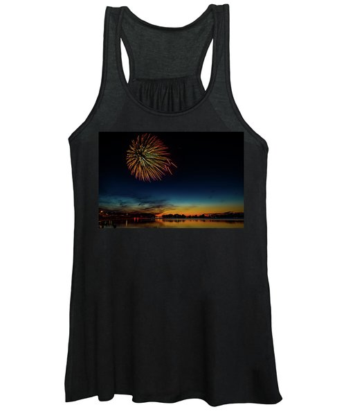 4th Of July Women's Tank Top
