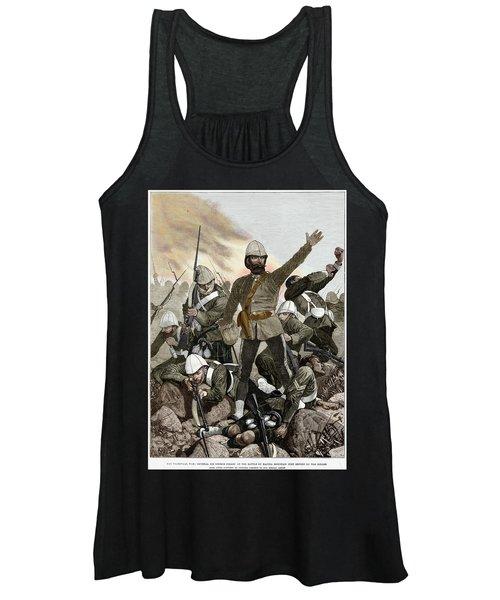 Battle Of Majuba, 1881 Women's Tank Top