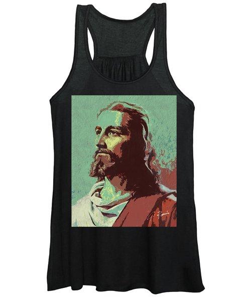 Jesus Women's Tank Top