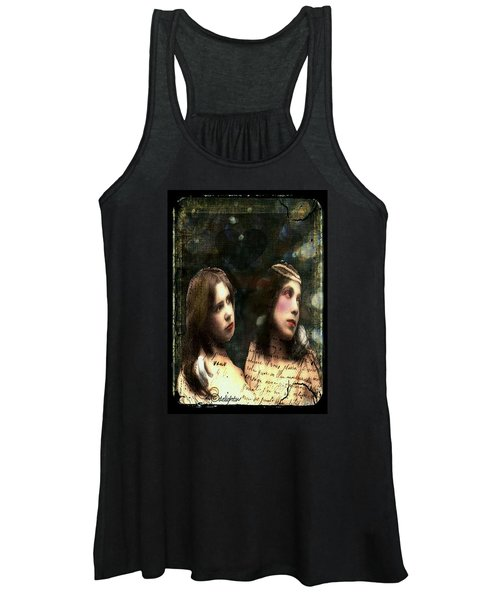 Two Sisters Women's Tank Top