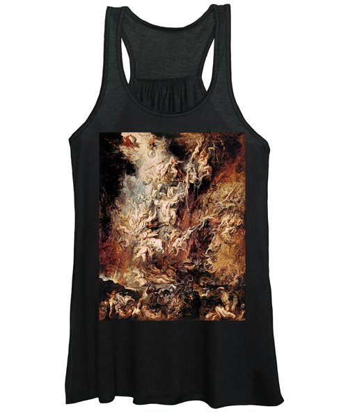 The Fall Of The Damned Women's Tank Top