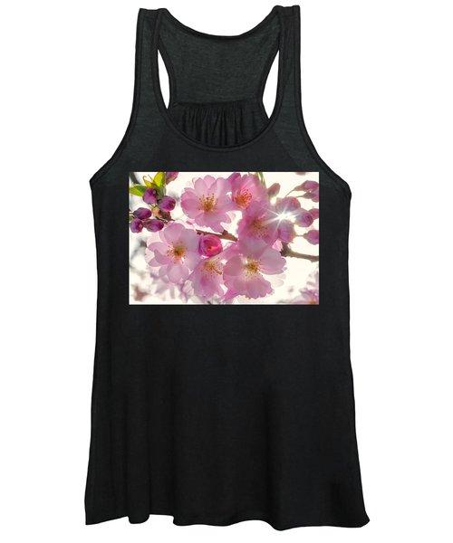 Cherrie Blossom Women's Tank Top