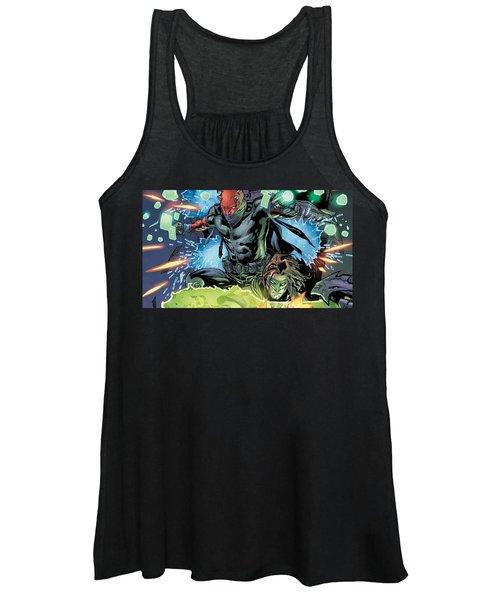 Green Lantern Women's Tank Top