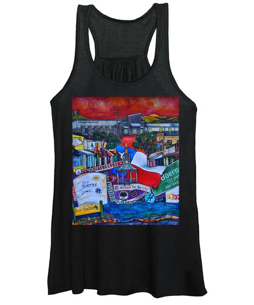 A Church For The City Women's Tank Top