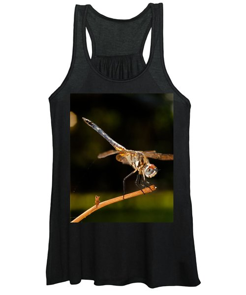 A Dragonfly Women's Tank Top