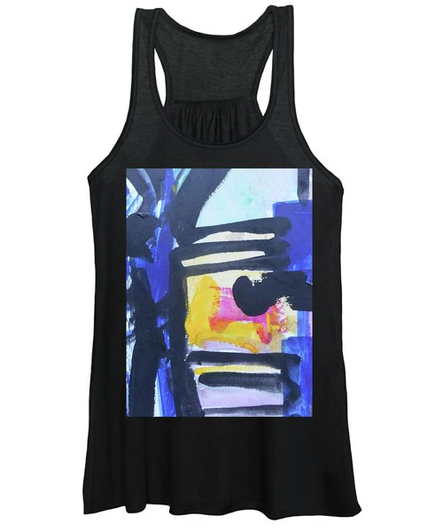 Abstract-16 Women's Tank Top