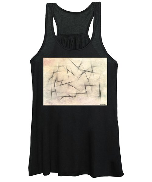 Abstract 1999 Women's Tank Top