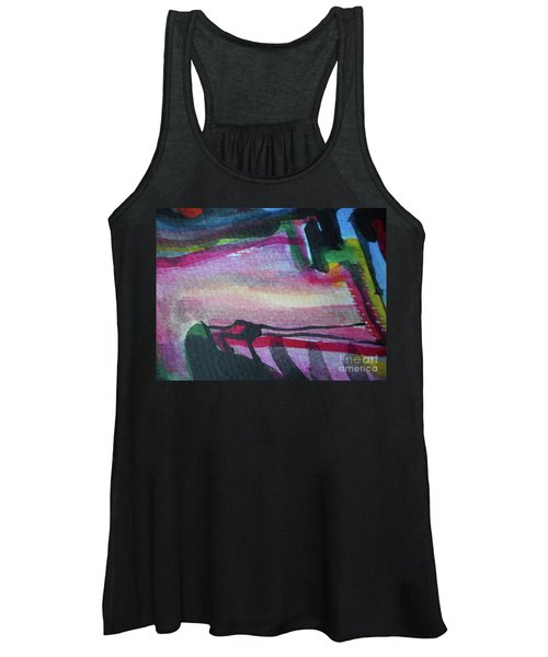 Abstract-25 Women's Tank Top