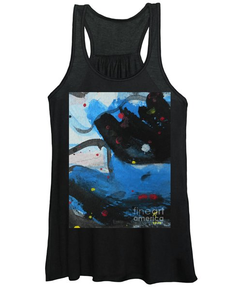 Abstract-26 Women's Tank Top