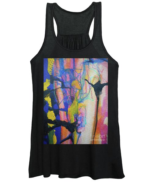 Abstract-3 Women's Tank Top