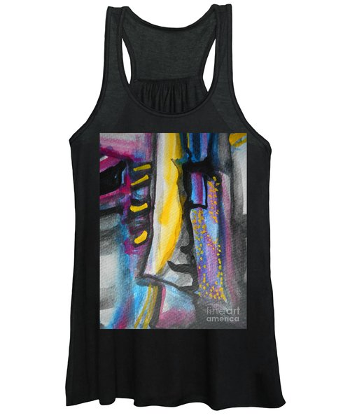 Abstract-8 Women's Tank Top