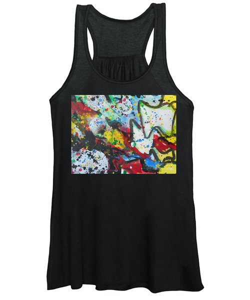Abstract-9 Women's Tank Top