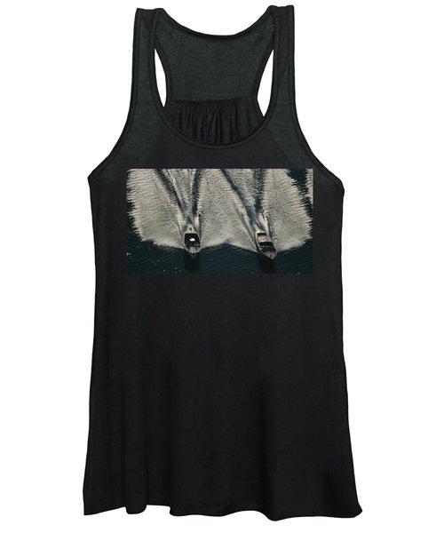 Aerial Wash Women's Tank Top