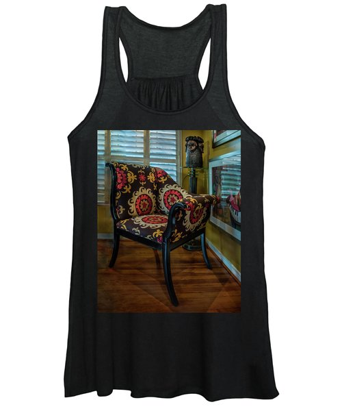 African Accent Furniture Women's Tank Top