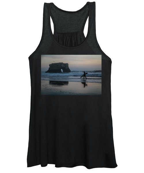 After The Set Women's Tank Top