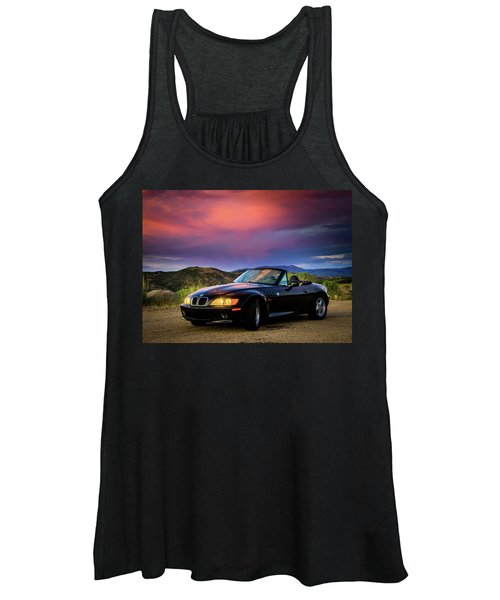 After The Storm - Bmw Z3 Women's Tank Top