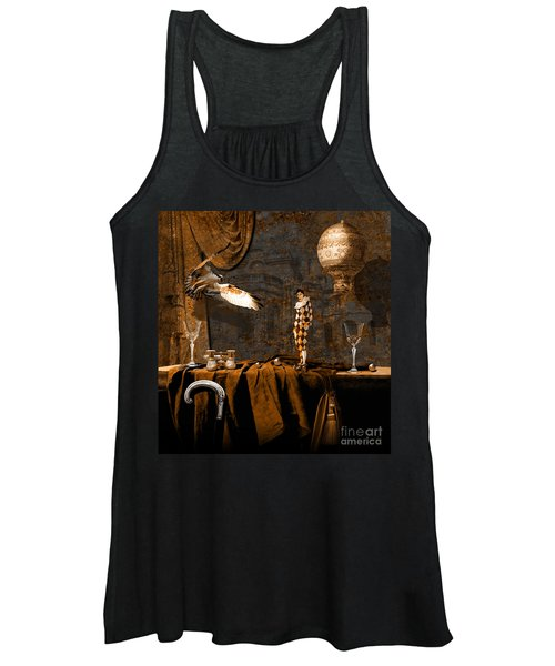 After Theater Women's Tank Top