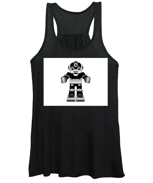 Ai Robot Women's Tank Top