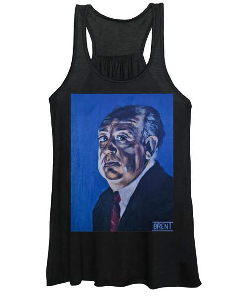 Alfred Hitchcock Women's Tank Top