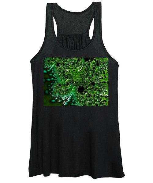 Algae Women's Tank Top