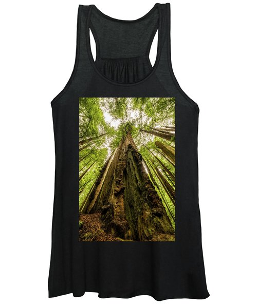 All Hail The King Women's Tank Top