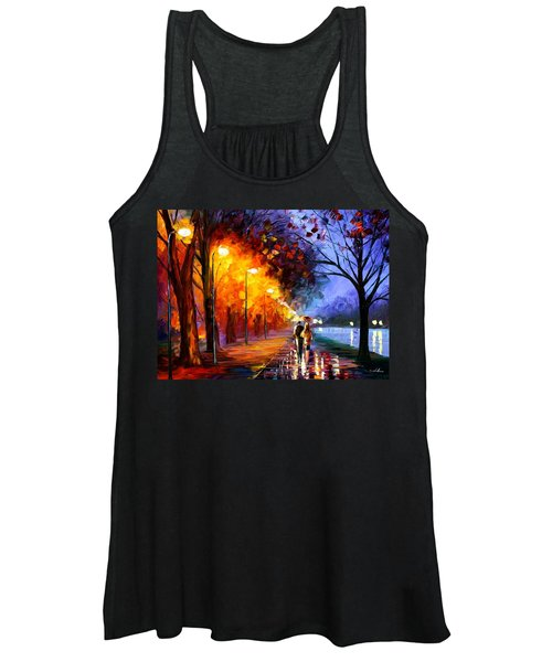 Alley By The Lake Women's Tank Top