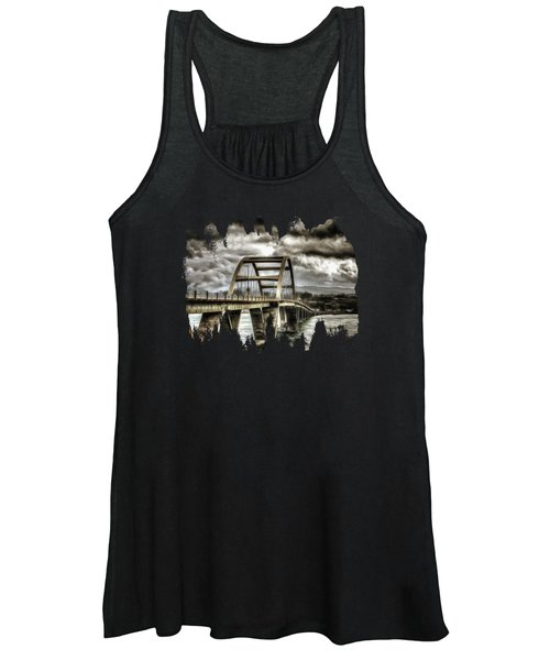 Alsea Bay Bridge Women's Tank Top