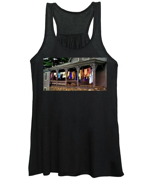 Alton Washday Revisited Women's Tank Top