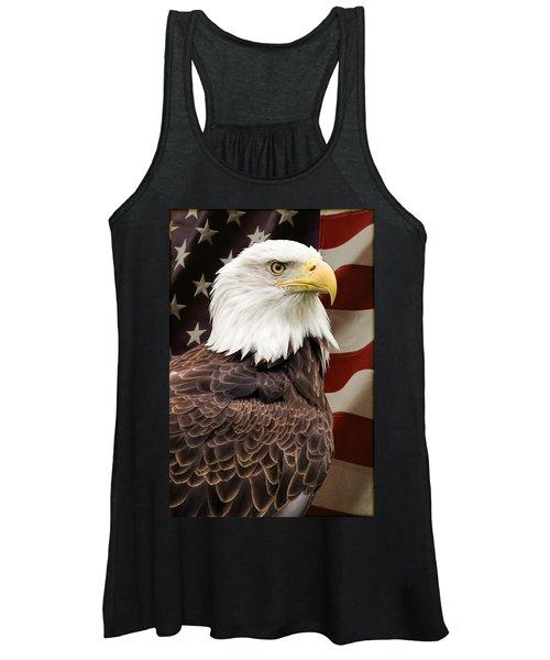 American Freedom Women's Tank Top