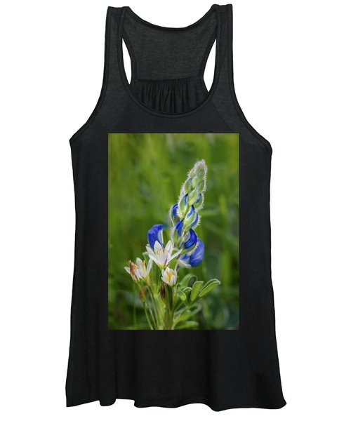 An Intimate Bouquet Women's Tank Top