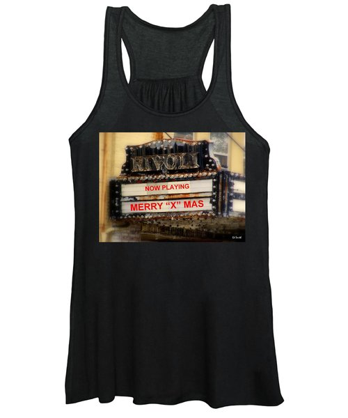 An X Rated Holiday Women's Tank Top