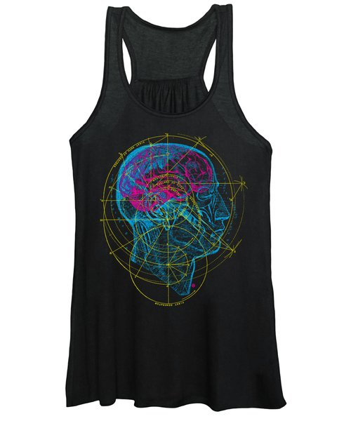 Anatomy Brain Women's Tank Top