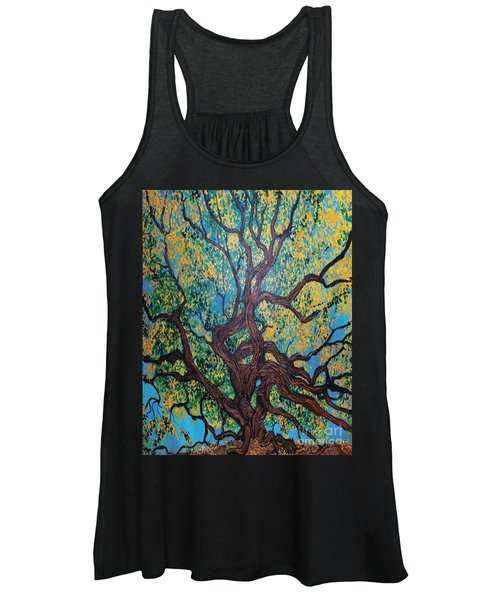 Angel Oak Young Women's Tank Top