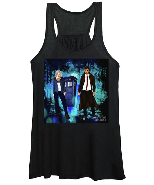 Another Unknown Adventure Women's Tank Top