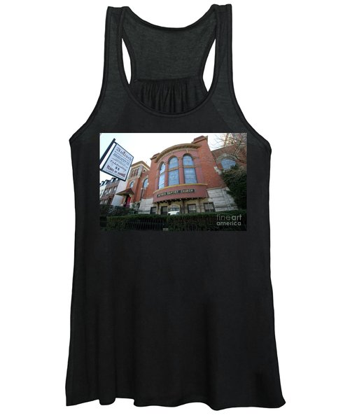 Antioch Baptist Church Women's Tank Top