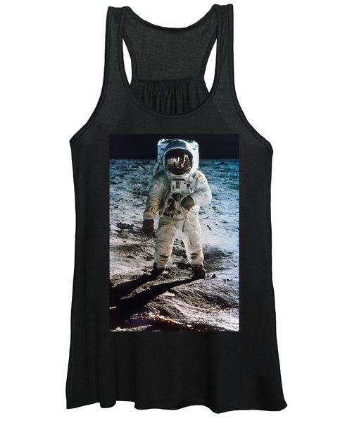 Apollo 11 Buzz Aldrin Women's Tank Top