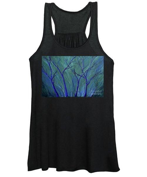 Aqua Forest Women's Tank Top