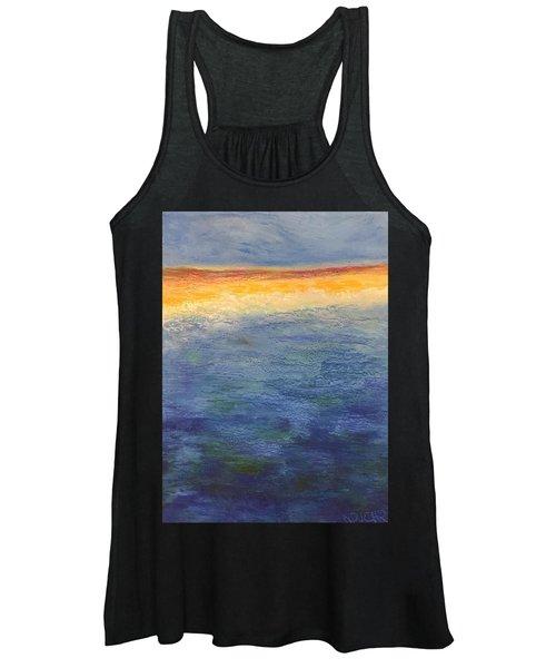 Aquamarine Women's Tank Top