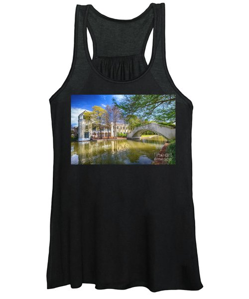 Armstrong Park, New Orleans, La Women's Tank Top