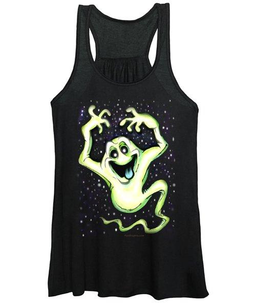 Ghost Women's Tank Top