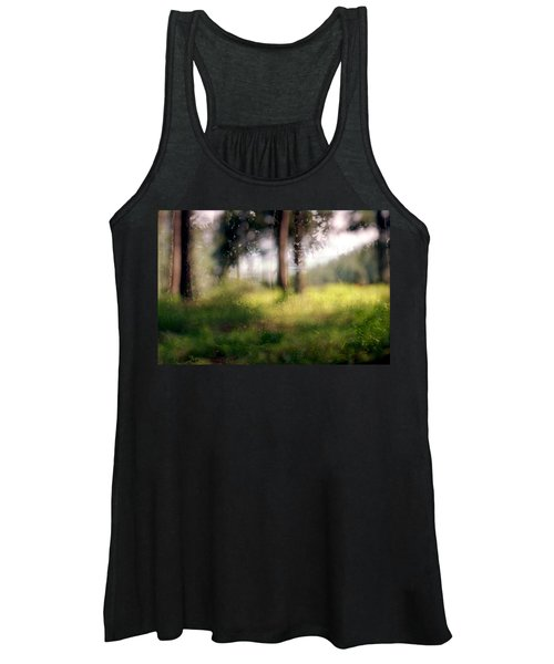 At Menashe Forest Women's Tank Top