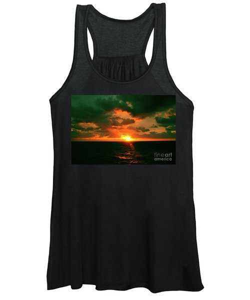 At The Edge Of Night Women's Tank Top