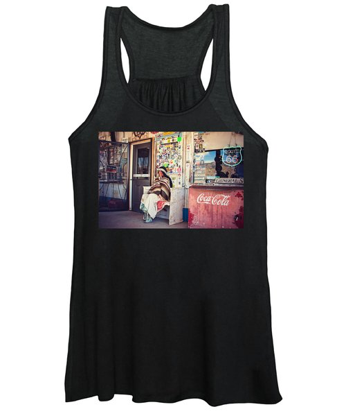 At The Hackberry General Store Women's Tank Top
