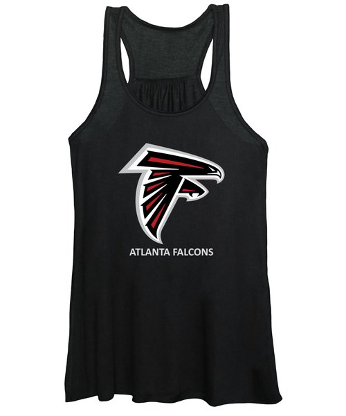 Atlanta Falcons Barn Women's Tank Top